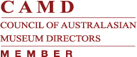 CAMD logo