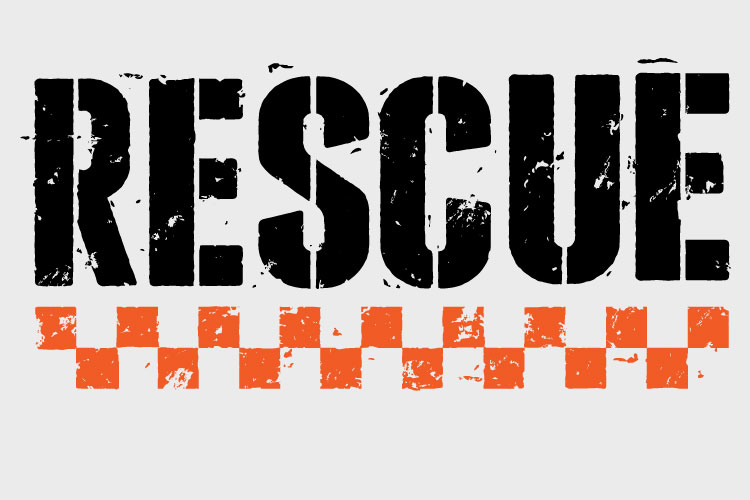 Rescue. Text.