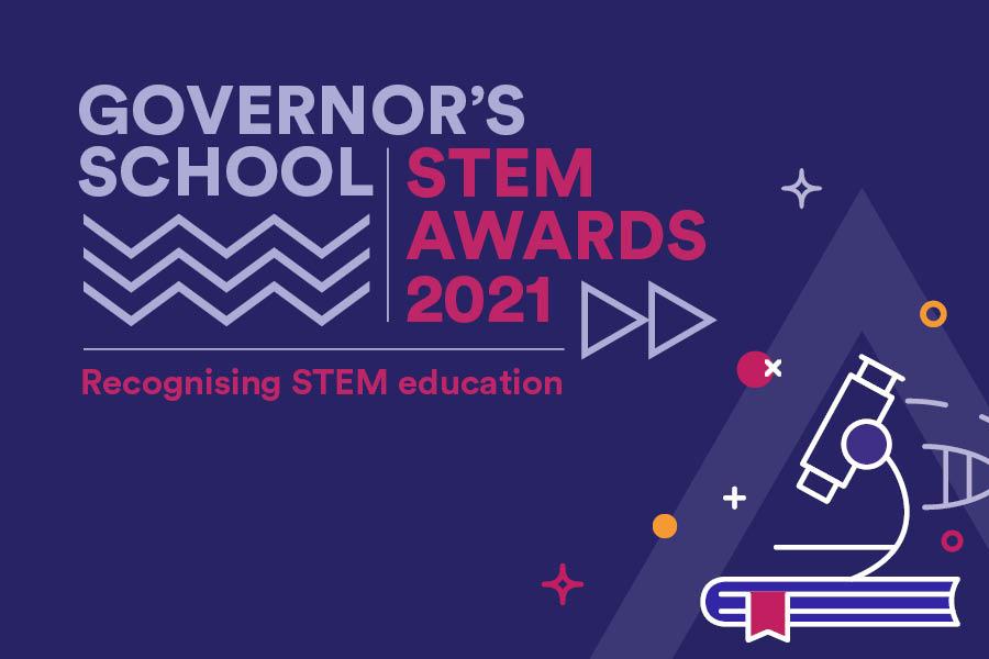Governor's School STEM Awards 2021