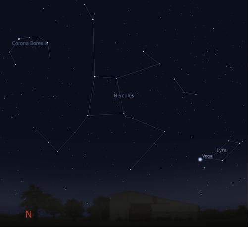 The Hercules Constellation